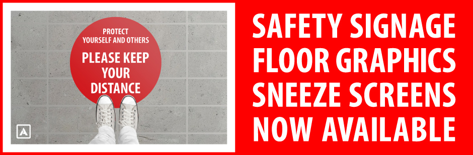FLOOR GRAPHICS / SAFETY SIGNAGE